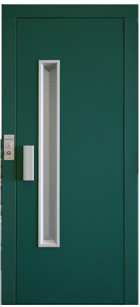 Puertas de cabina y puertas de rellano - Mirillas digitales para puertas ...