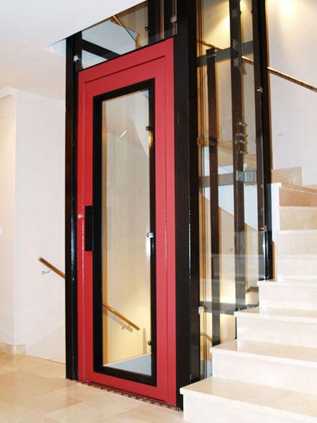 Instalaciones de ascensores unifamiliares - Ascensores para viviendas unifamiliares ...