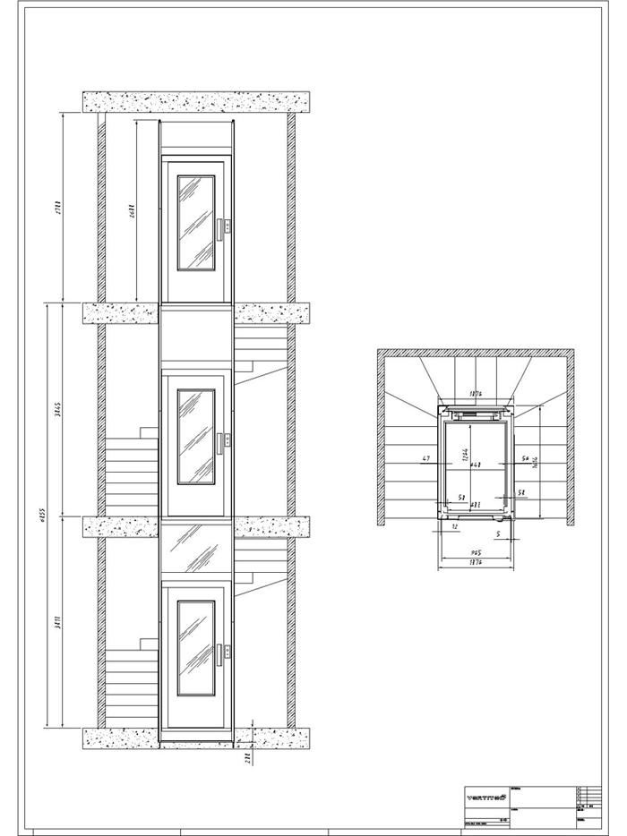 Planos y archivos dwg de la estructura autoportante for Planos de estructuras